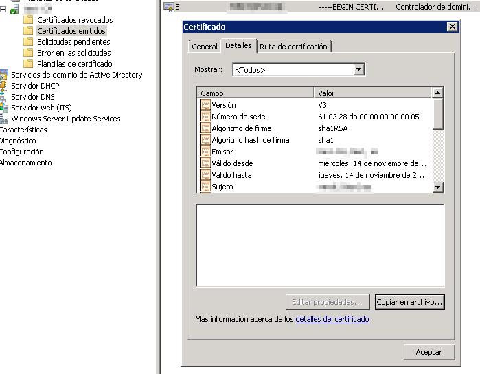 Autentificación de Zimbra 8 con Active Directory | #cygnux.org ...