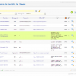 phpPMS Búsquedas / Searches